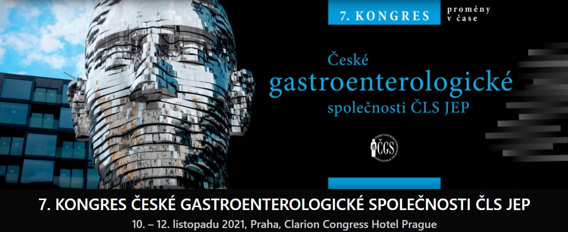 7.kongres České gastroenterologické společnosti ČLS JEP