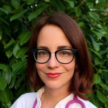 MUDr. Kristýna Kubíčková, Ph.D.