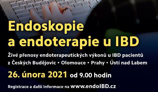 Endoskopie aendoterapie uIBD